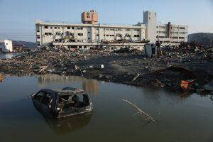 Tohoku earthquake and Tsunami