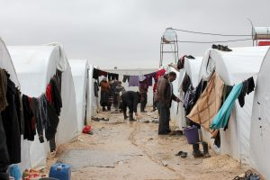 Helping families and communities in Syria