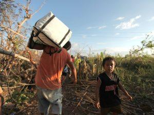 Typhoon Haiyanin the Philippines