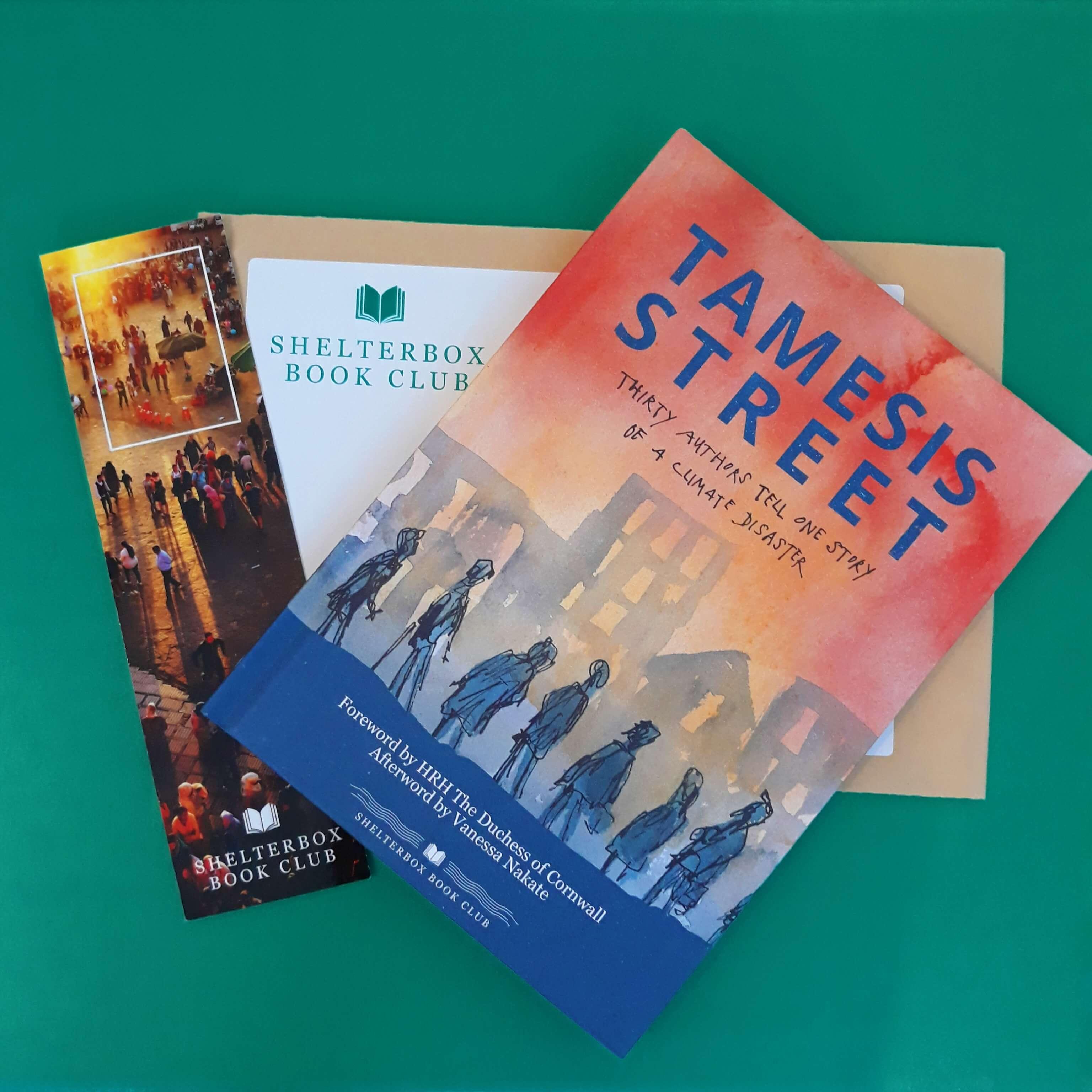 tamesis street book cover